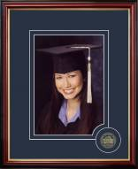 Southern Methodist Mustangs Graduate Portrait Frame
