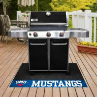 Southern Methodist Mustangs Grill Mat