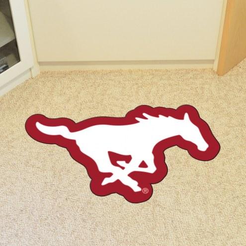 Southern Methodist Mustangs Mascot Mat