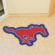 Southern Methodist Mustangs Mascot Mat