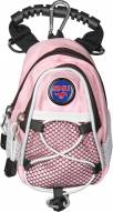 Southern Methodist Mustangs Pink Mini Day Pack
