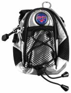 Southern Methodist Mustangs Silver Mini Day Pack