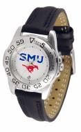 Southern Methodist Mustangs Sport Women's Watch