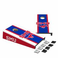 Southern Methodist Mustangs Mini Cornhole Set