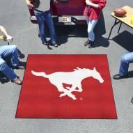Southern Methodist Mustangs Tailgate Mat