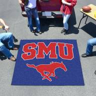 Southern Methodist Mustangs Tailgate Mat