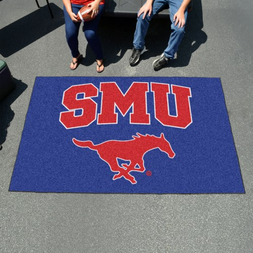 Southern Methodist Mustangs Ulti-Mat Area Rug