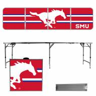 Southern Methodist Mustangs Victory Folding Tailgate Table