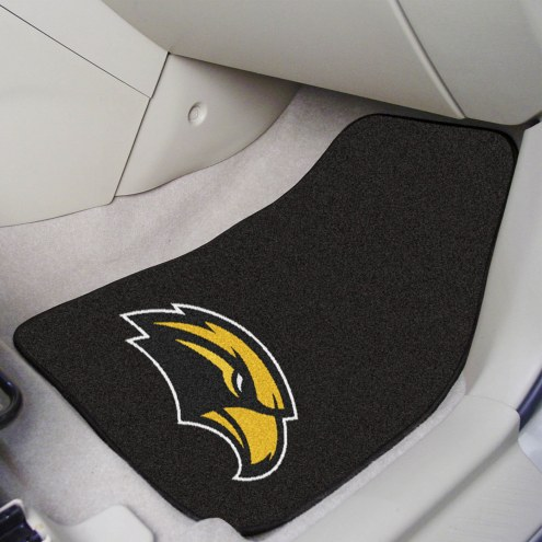 Southern Mississippi Golden Eagles 2-Piece Carpet Car Mats