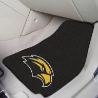 Southern Mississippi Golden Eagles 2-Piece Carpet Car Mats