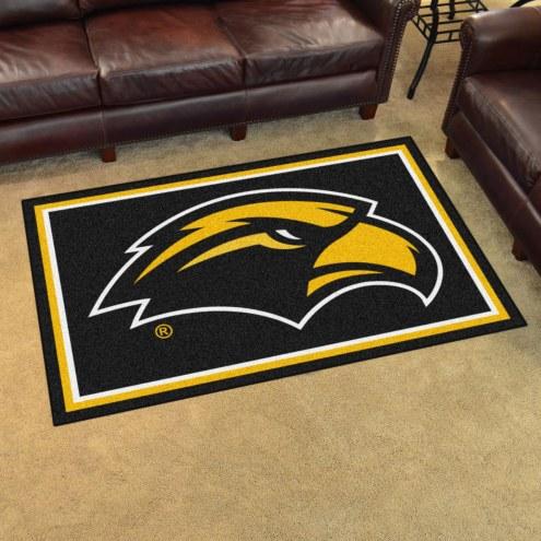 Southern Mississippi Golden Eagles 4' x 6' Area Rug