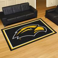 Southern Mississippi Golden Eagles 5' x 8' Area Rug
