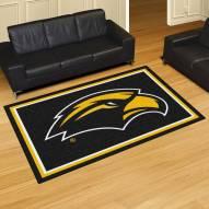 Southern Mississippi Golden Eagles 5' x 8' Area Rug