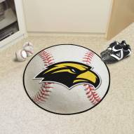 Southern Mississippi Golden Eagles Baseball Rug