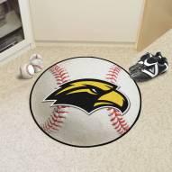 Southern Mississippi Golden Eagles Baseball Rug