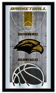Southern Mississippi Golden Eagles Basketball Mirror