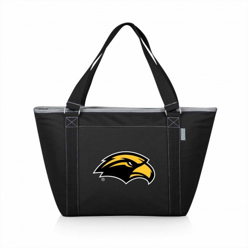 Southern Mississippi Golden Eagles Black Topanga Cooler Tote