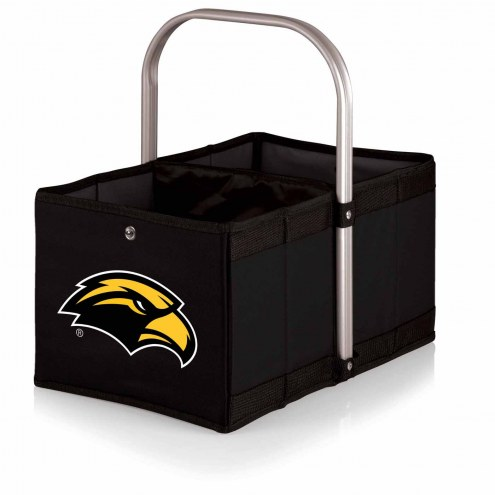 Southern Mississippi Golden Eagles Black Urban Picnic Basket
