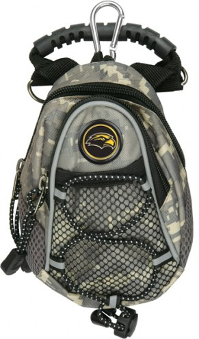 Southern Mississippi Golden Eagles Camo Mini Day Pack