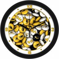 Southern Mississippi Golden Eagles Candy Wall Clock