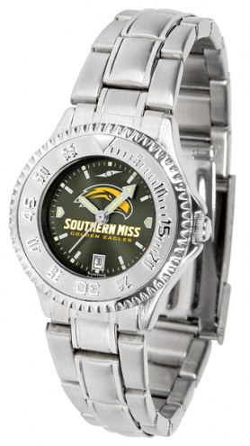 Southern Mississippi Golden Eagles Competitor Steel AnoChrome Women's Watch