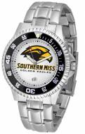 Southern Mississippi Golden Eagles Competitor Steel Men's Watch