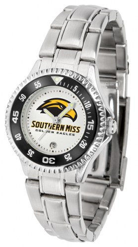 Southern Mississippi Golden Eagles Competitor Steel Women's Watch