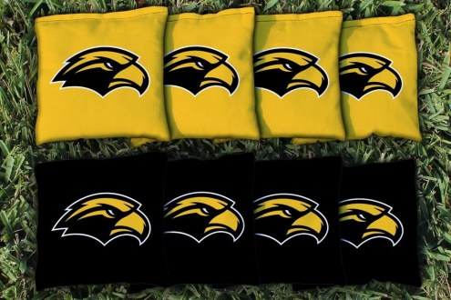 Southern Mississippi Golden Eagles Cornhole Bag Set