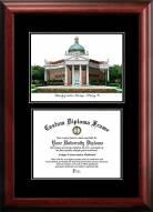 Southern Mississippi Golden Eagles Diplomate Diploma Frame