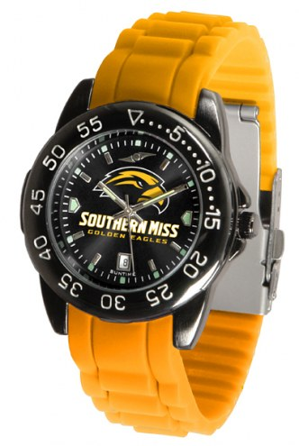Southern Mississippi Golden Eagles Fantom Sport Silicone Men's Watch