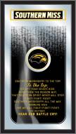 Southern Mississippi Golden Eagles Fight Song Mirror