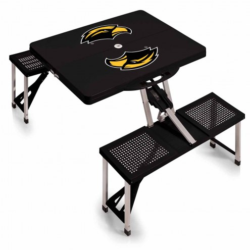 Southern Mississippi Golden Eagles Folding Picnic Table