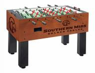 Southern Mississippi Golden Eagles Foosball Table