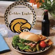 Southern Mississippi Golden Eagles Gameday Ceramic Plate
