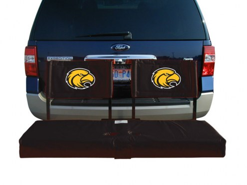 Southern Mississippi Golden Eagles Tailgate Hitch Seat/Cargo Carrier