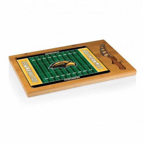 Southern Mississippi Golden Eagles Icon Cutting Board