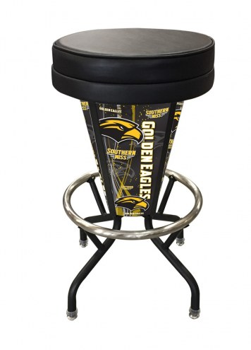Southern Mississippi Golden Eagles Indoor/Outdoor Lighted Bar Stool