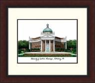 Southern Mississippi Golden Eagles Legacy Alumnus Framed Lithograph