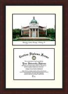 Southern Mississippi Golden Eagles Legacy Scholar Diploma Frame