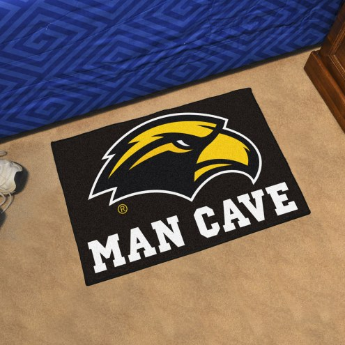 Southern Mississippi Golden Eagles Man Cave Starter Mat