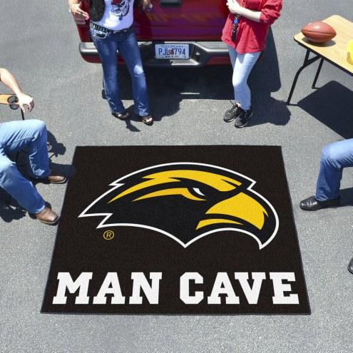 Southern Mississippi Golden Eagles Man Cave Tailgate Mat