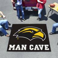 Southern Mississippi Golden Eagles Man Cave Tailgate Mat