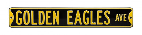 Southern Mississippi Golden Eagles NCAA Embossed Street Sign