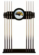Southern Mississippi Golden Eagles Pool Cue Rack