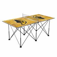 Southern Mississippi Golden Eagles Pop Up 6' Ping Pong Table