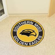 Southern Mississippi Golden Eagles Rounded Mat