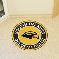 Southern Mississippi Golden Eagles Rounded Mat