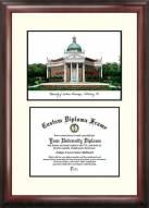 Southern Mississippi Golden Eagles Scholar Diploma Frame