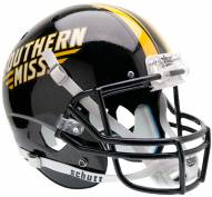Southern Mississippi Golden Eagles Schutt XP Collectible Full Size Football Helmet