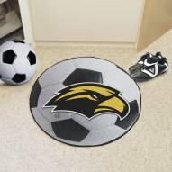 Southern Mississippi Golden Eagles Soccer Ball Mat
